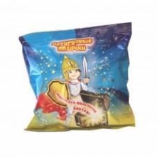 Кукурузные палочки (для мальчиков) с подарком внутри, 50гр