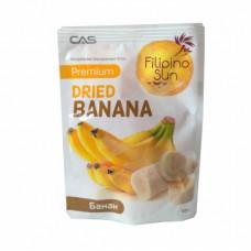 Банан, натуральные подсушенные плоды