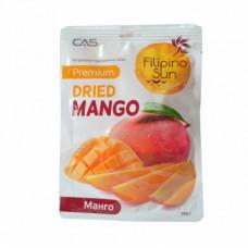 Манго, натуральные подсушенные плоды