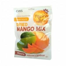 Манго микс, натуральные подсушенные плоды
