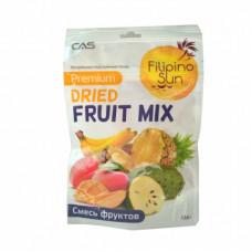 Смесь фруктов, натуральные подсушенные плоды